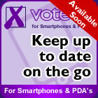 Vote 08 for PDA & Smartphone